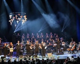 Desetminutne stoječe ovacije pospremile zadnji veliki koncert skupine Gloria